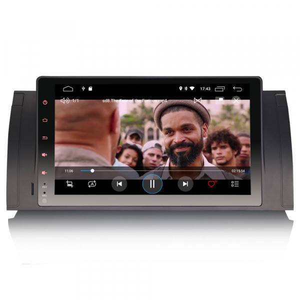 Navigatie auto, Pachet dedicat BMW Seria 5,9 inch, Android10.0 [6]