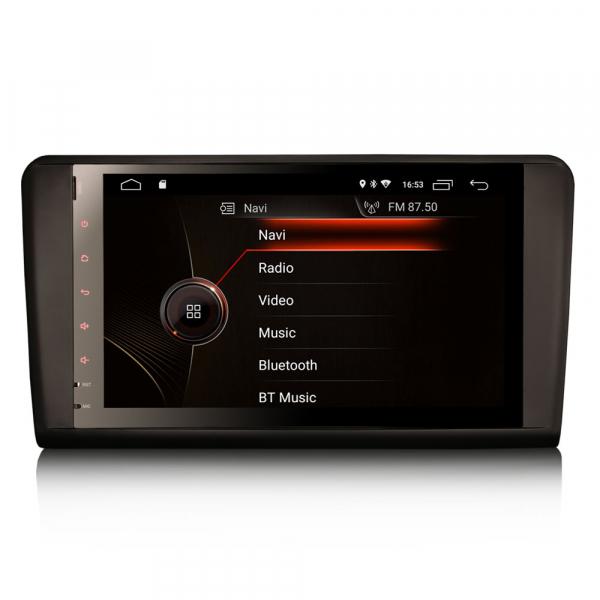 Navigatie auto, Pachet dedicat Mercedes BENZ ML/GL , Android 10.0, 9 inch 0
