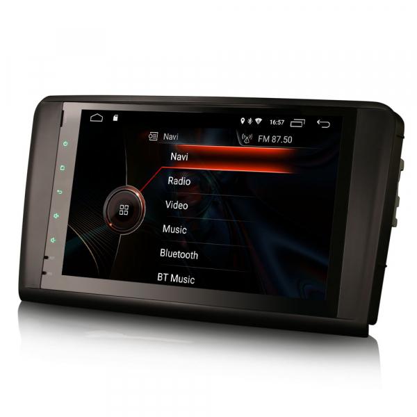 Navigatie auto, Pachet dedicat Mercedes BENZ ML/GL , Android 10.0, 9 inch 6