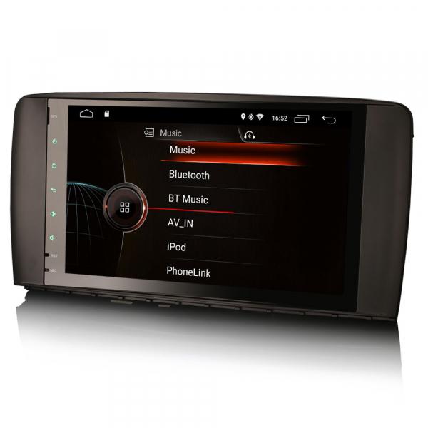Navigatie auto, Pachet dedicat Mercedes BENZ R CLASS , Android 10.0, 9 inch 1