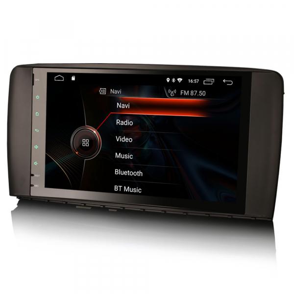 Navigatie auto, Pachet dedicat Mercedes BENZ R CLASS , Android 10.0, 9 inch 4