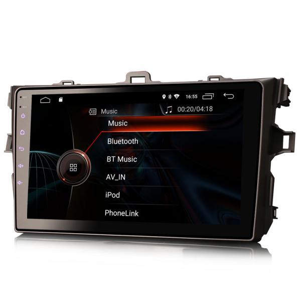 Navigatie auto, Pachet dedicat TOYOTA COROLLA, 9 inch, Android 10 3