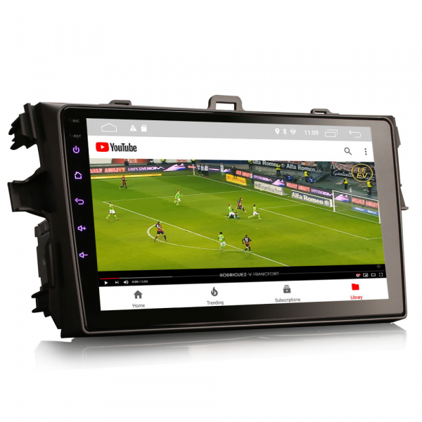 Navigatie auto, Pachet dedicat TOYOTA COROLLA, 9 inch, Android 10 4