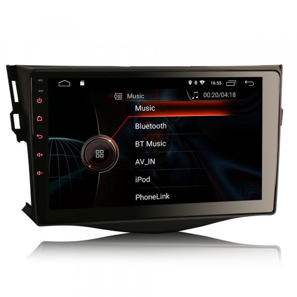 Navigatie auto, Pachet dedicat TOYOTA RAV4, 9 inch, Android 10 3