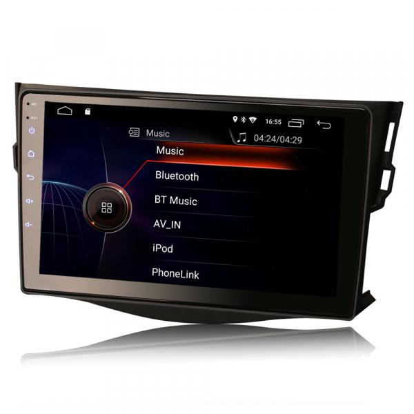 Navigatie auto, Pachet dedicat TOYOTA RAV4, 9 inch, Android 10 4