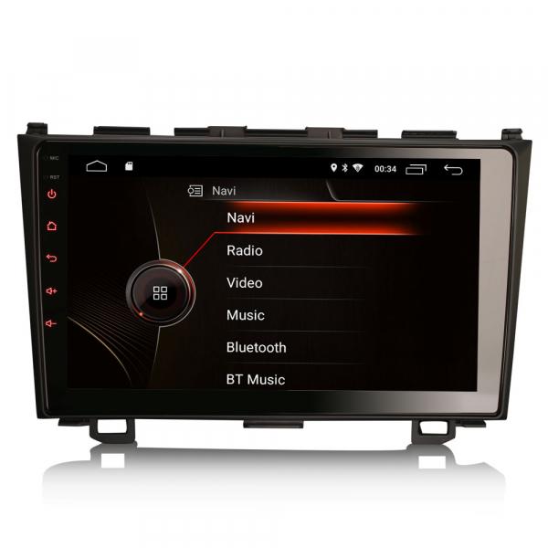 Navigatie auto, Pachet dedicat HONDA CR-V, 9 inch, Android 10 0