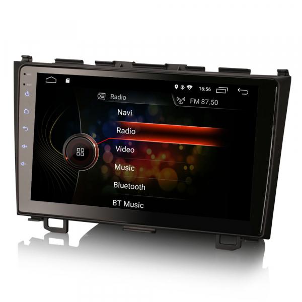 Navigatie auto, Pachet dedicat HONDA CR-V, 9 inch, Android 10 5