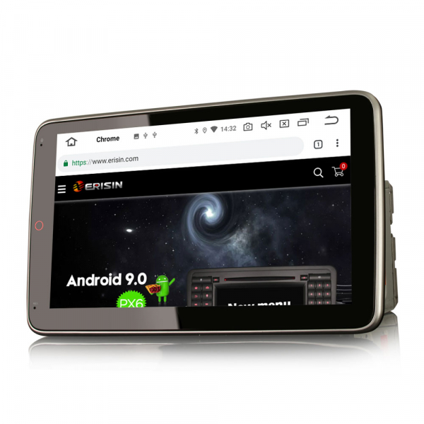 Navigatie auto universala 2DIN, 10.1 inch, Android 10.0 3
