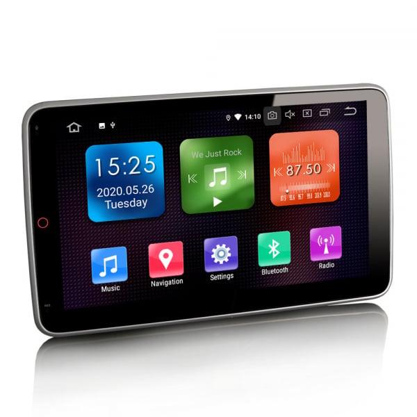 Navigatie auto universala 2DIN, 10.1 inch, Android 10.0 4