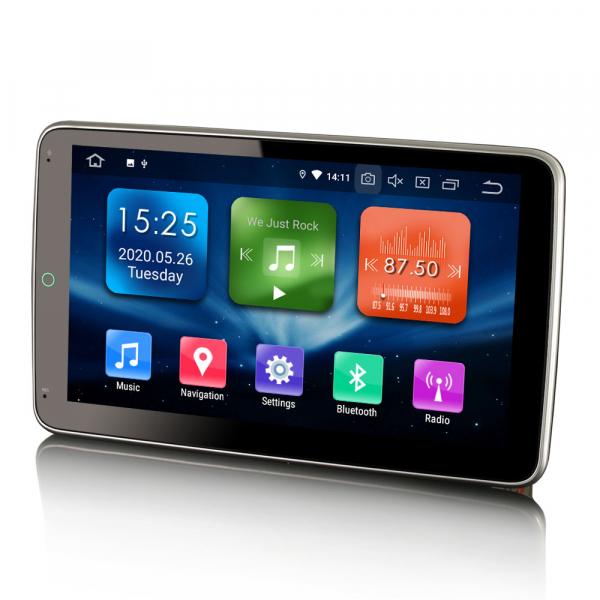 Navigatie auto universala 2DIN, 10.1 inch, Android 10.0 5