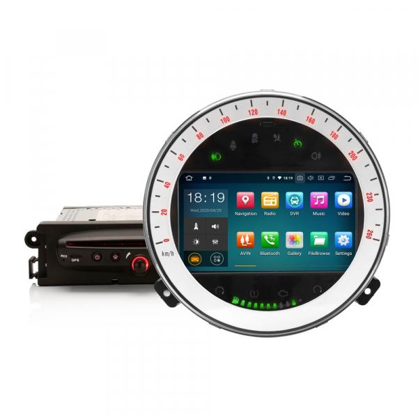 Navigatie auto, Pachet dedicat BMW Mini Cooper, 7 Inch, Android 10.0 [0]