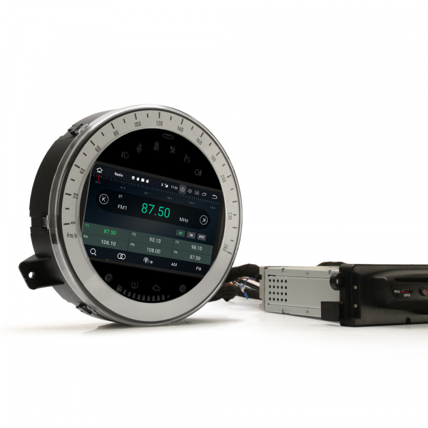 Navigatie auto, Pachet dedicat BMW Mini Cooper, 7 Inch, Android 10.0 6