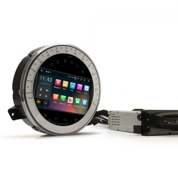 Navigatie auto, Pachet dedicat BMW Mini Cooper, 7 Inch, Android 10.0 [3]