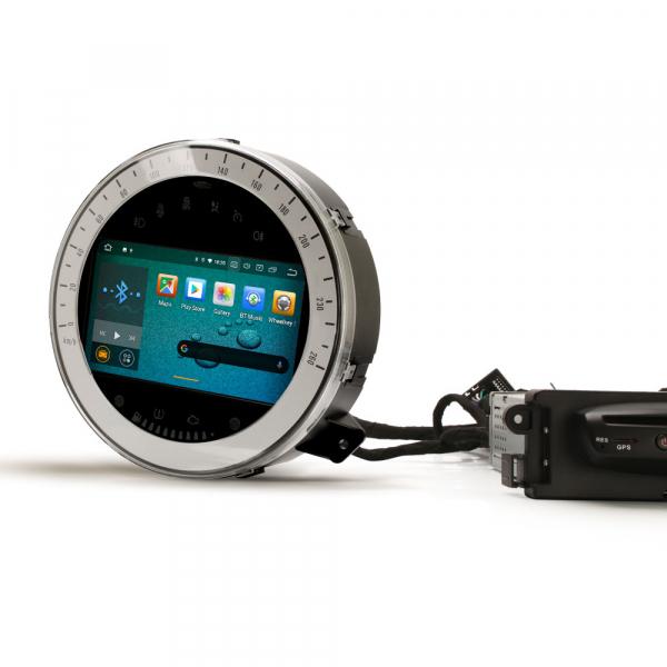 Navigatie auto, Pachet dedicat BMW Mini Cooper, 7 Inch, Android 10.0 4