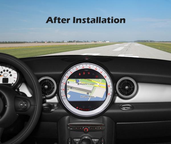 Navigatie auto, Pachet dedicat BMW Mini Cooper, 7 Inch, Android 10.0 10