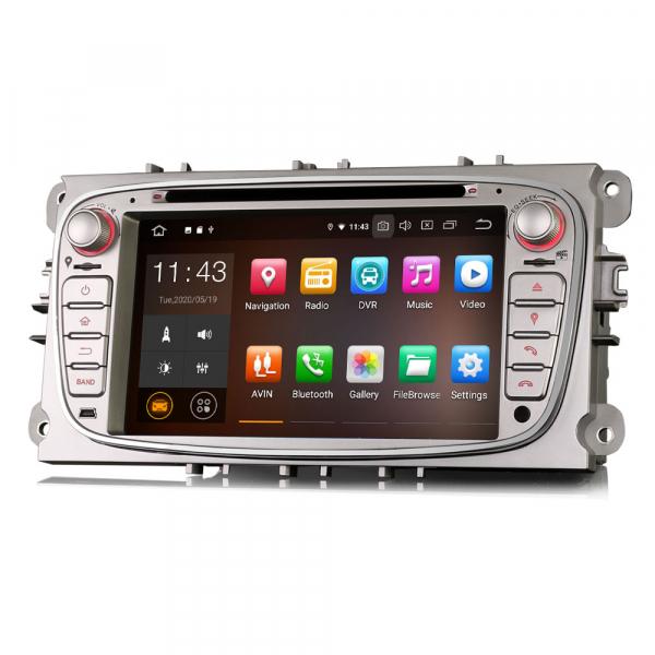 Navigatie auto, Pachet dedicat Ford ,7 inch, Android10.0 1