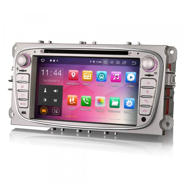 Navigatie auto, Pachet dedicat Ford ,7 inch, Android10.0 3
