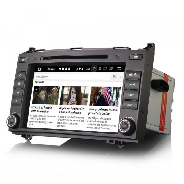 Navigatie auto, Pachet dedicat Mercedes BENZ, Android 10.0,8 inch 1