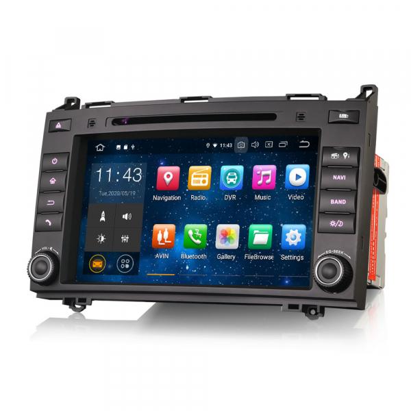 Navigatie auto, Pachet dedicat Mercedes BENZ, Android 10.0,8 inch 2