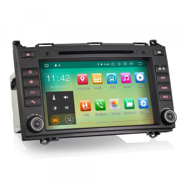 Navigatie auto, Pachet dedicat Mercedes BENZ, Android 10.0,8 inch 3