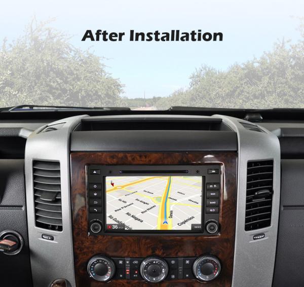 Navigatie auto, Pachet dedicat Mercedes BENZ, Android 10.0,8 inch 8