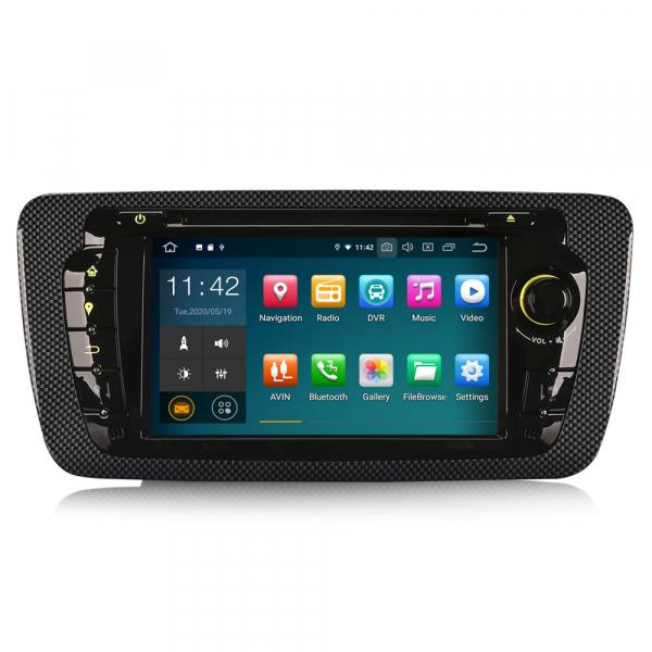 Navigatie auto, Pachet dedicat SEAT IBIZA, Android 10.0,7 inch 0