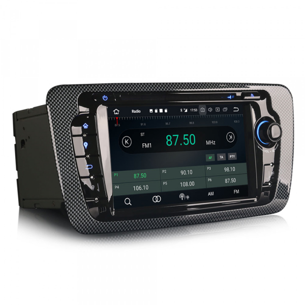 Navigatie auto, Pachet dedicat SEAT IBIZA, Android 10.0,7 inch 6
