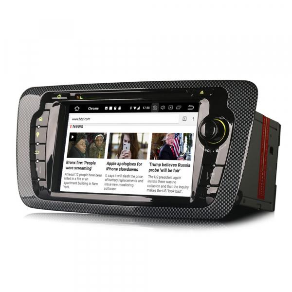 Navigatie auto, Pachet dedicat SEAT IBIZA, Android 10.0,7 inch 2