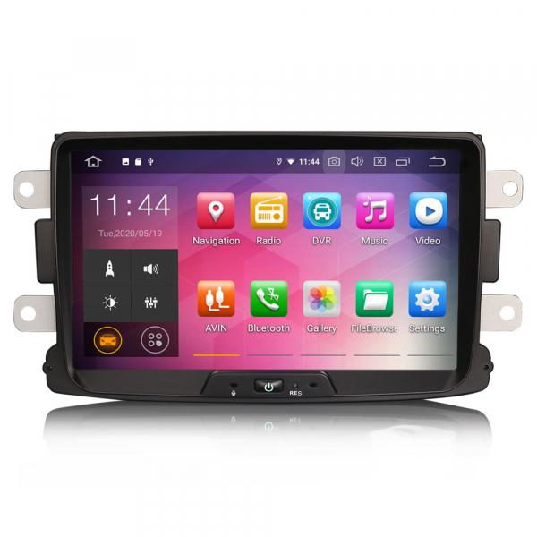 Navigatie auto, Pachet dedicat RENAULT/DACIA, Android 10.0; 8 Inch 0