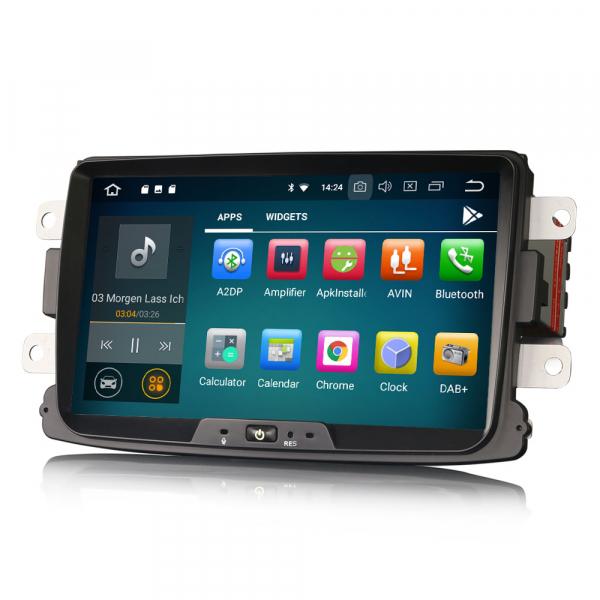 Navigatie auto, Pachet dedicat RENAULT/DACIA, Android 10.0; 8 Inch 5