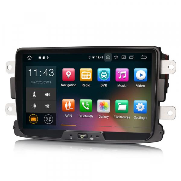 Navigatie auto, Pachet dedicat RENAULT/DACIA, Android 10.0; 8 Inch 1