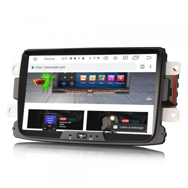 Navigatie auto, Pachet dedicat RENAULT/DACIA, Android 10.0; 8 Inch 2