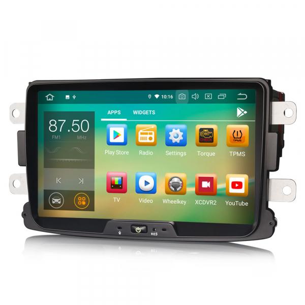 Navigatie auto, Pachet dedicat RENAULT/DACIA, Android 10.0; 8 Inch 3