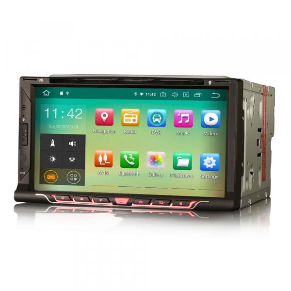 Navigatie auto universala 2DIN,(Nissan) 6.95 inch, Android 10.0 7