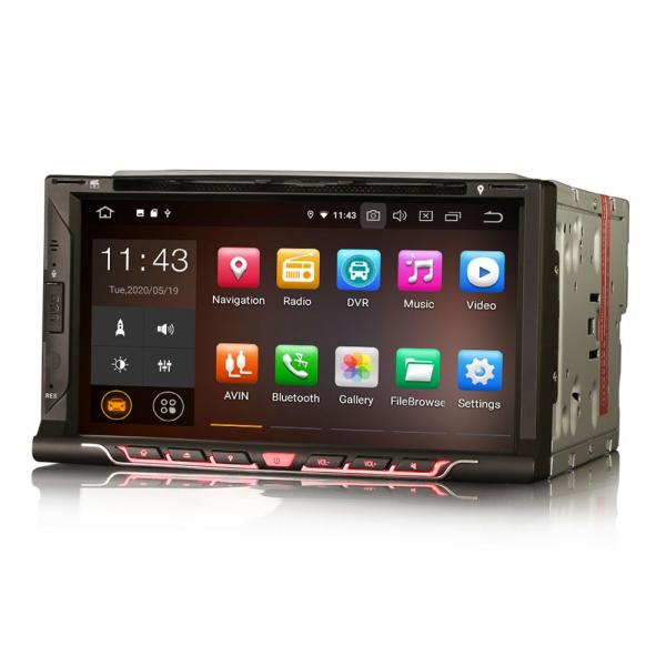 Navigatie auto universala 2DIN,(Nissan) 6.95 inch, Android 10.0 1