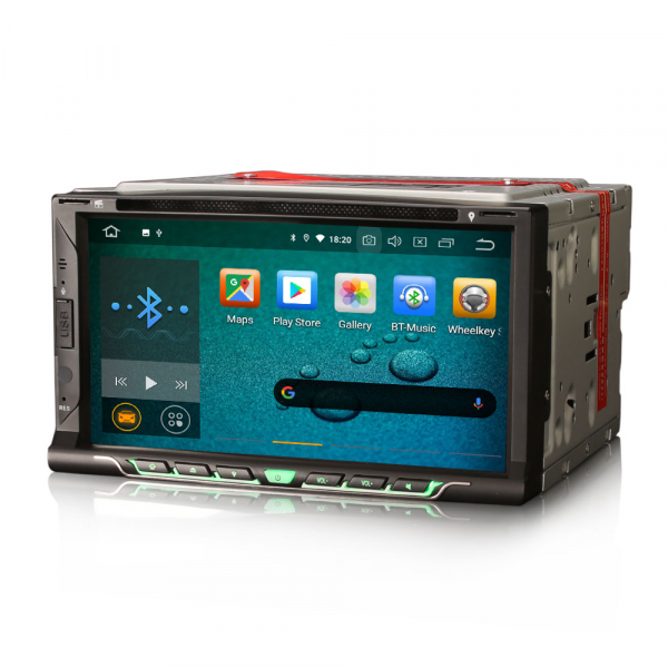 Navigatie auto universala 2DIN,(Nissan) 6.95 inch, Android 10.0 5