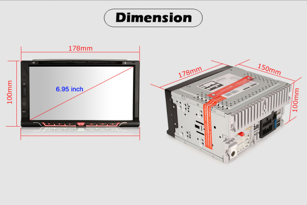 Navigatie auto universala 2DIN,(Nissan) 6.95 inch, Android 10.0 11