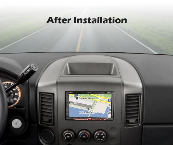 Navigatie auto universala 2DIN,(Nissan) 6.95 inch, Android 10.0 9