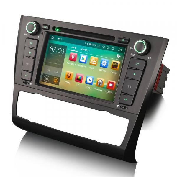 Navigatie auto, Pachet dedicat BMW Seria 1 ,7 inch, Android 10 5