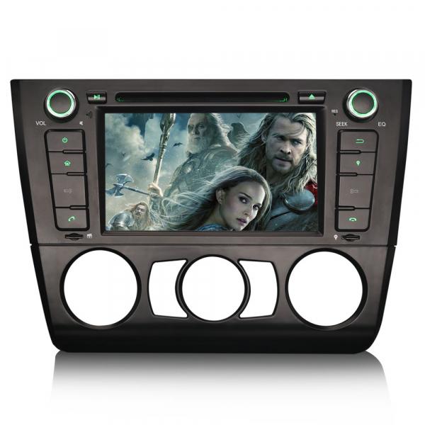 Navigatie auto, Pachet dedicat BMW Seria 1 ,7 inch, Android 10 7