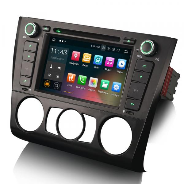 Navigatie auto, Pachet dedicat BMW Seria 1 ,7 inch, Android 10 2