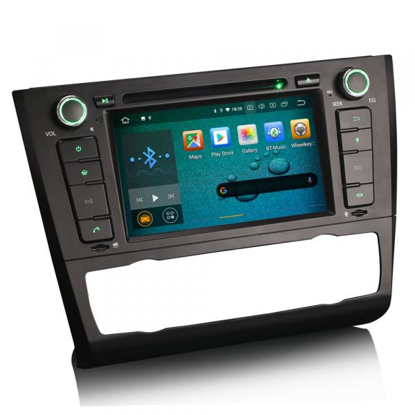 Navigatie auto, Pachet dedicat BMW Seria 1 ,7 inch, Android 10 3