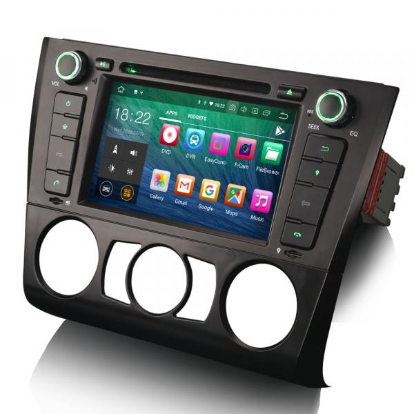 Navigatie auto, Pachet dedicat BMW Seria 1 ,7 inch, Android 10 4