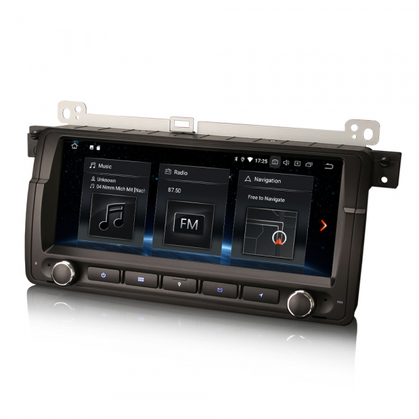 Navigatie auto, Pachet dedicat BMW Seria 3 ,8.8 inch, Android 10 [1]