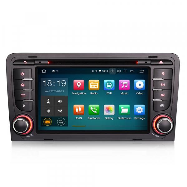 Navigatie auto, Pachet dedicat Audi A3/S3, Android 10.0; 7 Inch 0