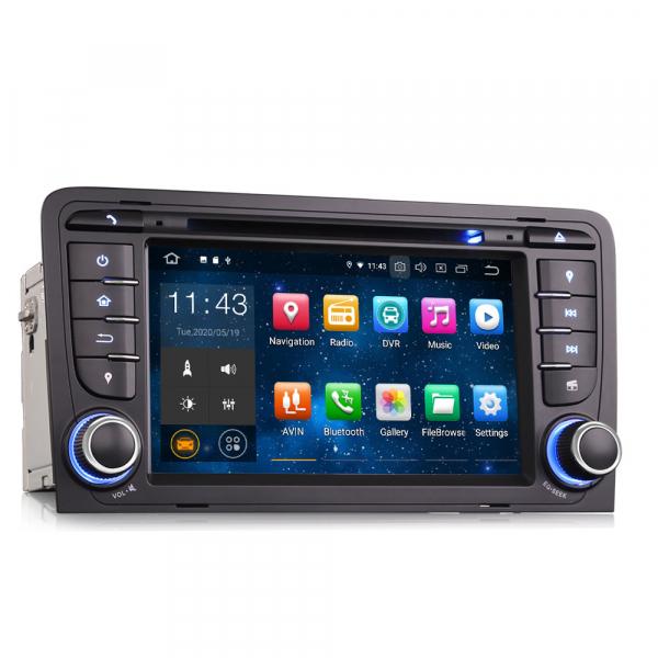 Navigatie auto, Pachet dedicat Audi A3/S3, Android 10.0; 7 Inch 7