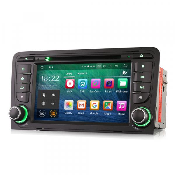 Navigatie auto, Pachet dedicat Audi A3/S3, Android 10.0; 7 Inch 4