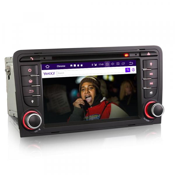 Navigatie auto, Pachet dedicat Audi A3/S3, Android 10.0; 7 Inch 5