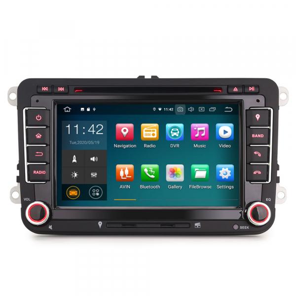 Navigatie auto 2 din, Pachet dedicat VW/SEAT/SKODA, Android 10 ,7 inch [0]