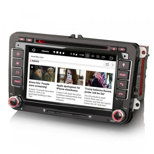 Navigatie auto 2 din, Pachet dedicat VW/SEAT/SKODA, Android 10 ,7 inch 1